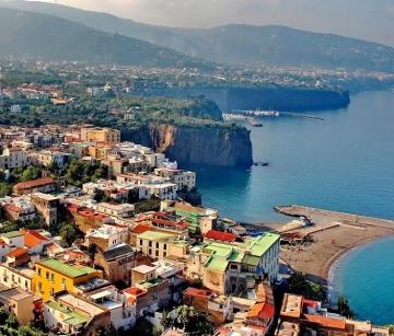 Почивка в Южна Италия - Неапол, Соренто, Капри, Амалфи, Помпей с полет от София