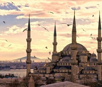 Истанбул - столица на три империи с тръгване от Варна, Добрич и Бургас