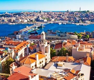 Непознатото лице на Истанбул и църквата на първо число с тръгване от Варна, Добрич, Бургас
