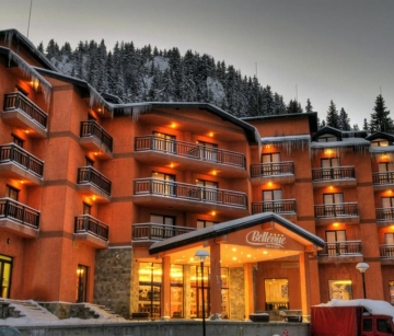 Hotel Bellevue Ski & SPA - Half Board