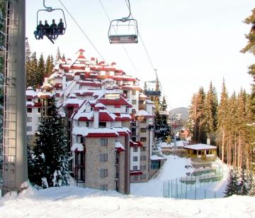 Hotel Kamelia Pamporovo